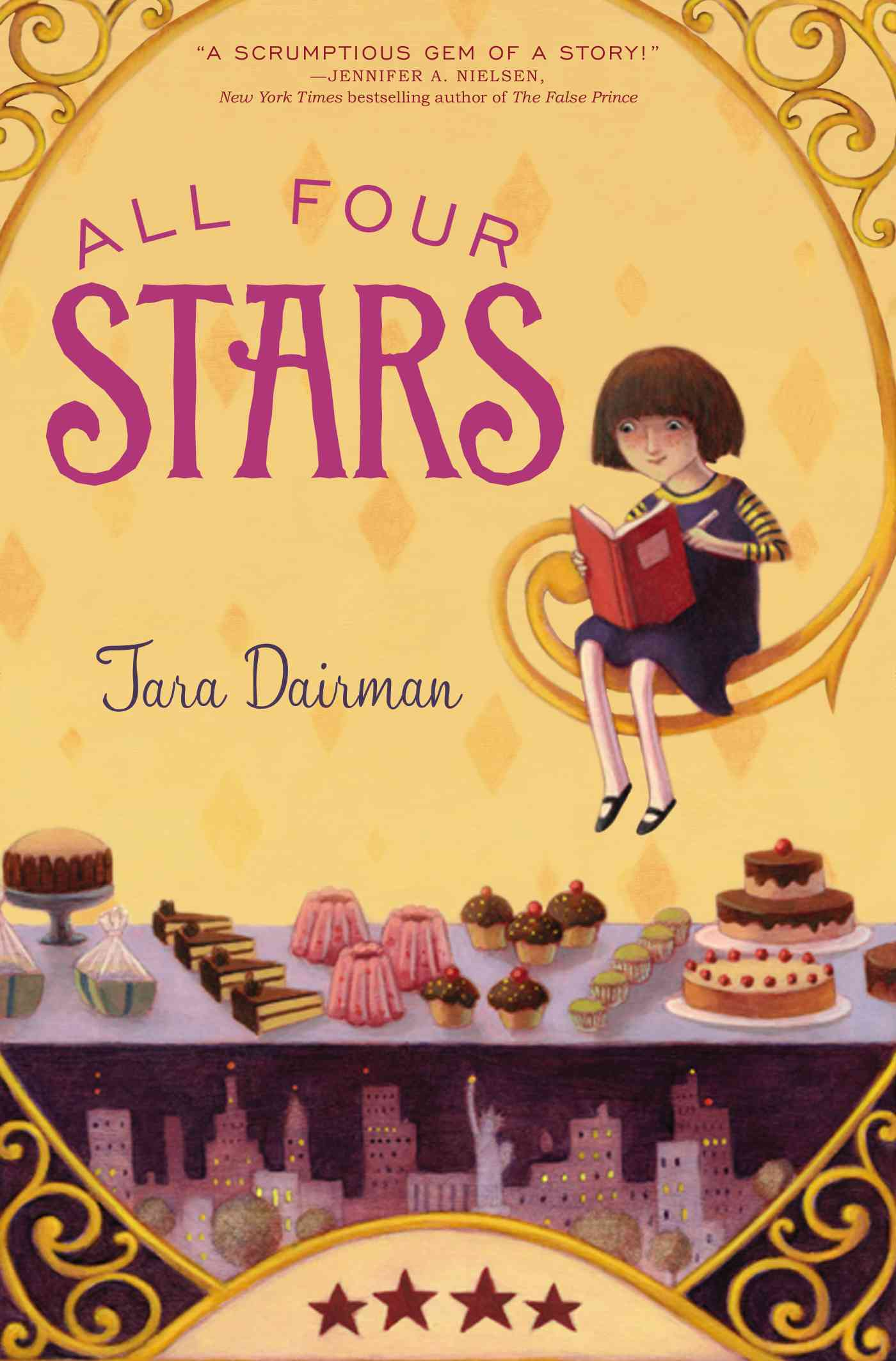 All Four Stars By Dairman, Tara